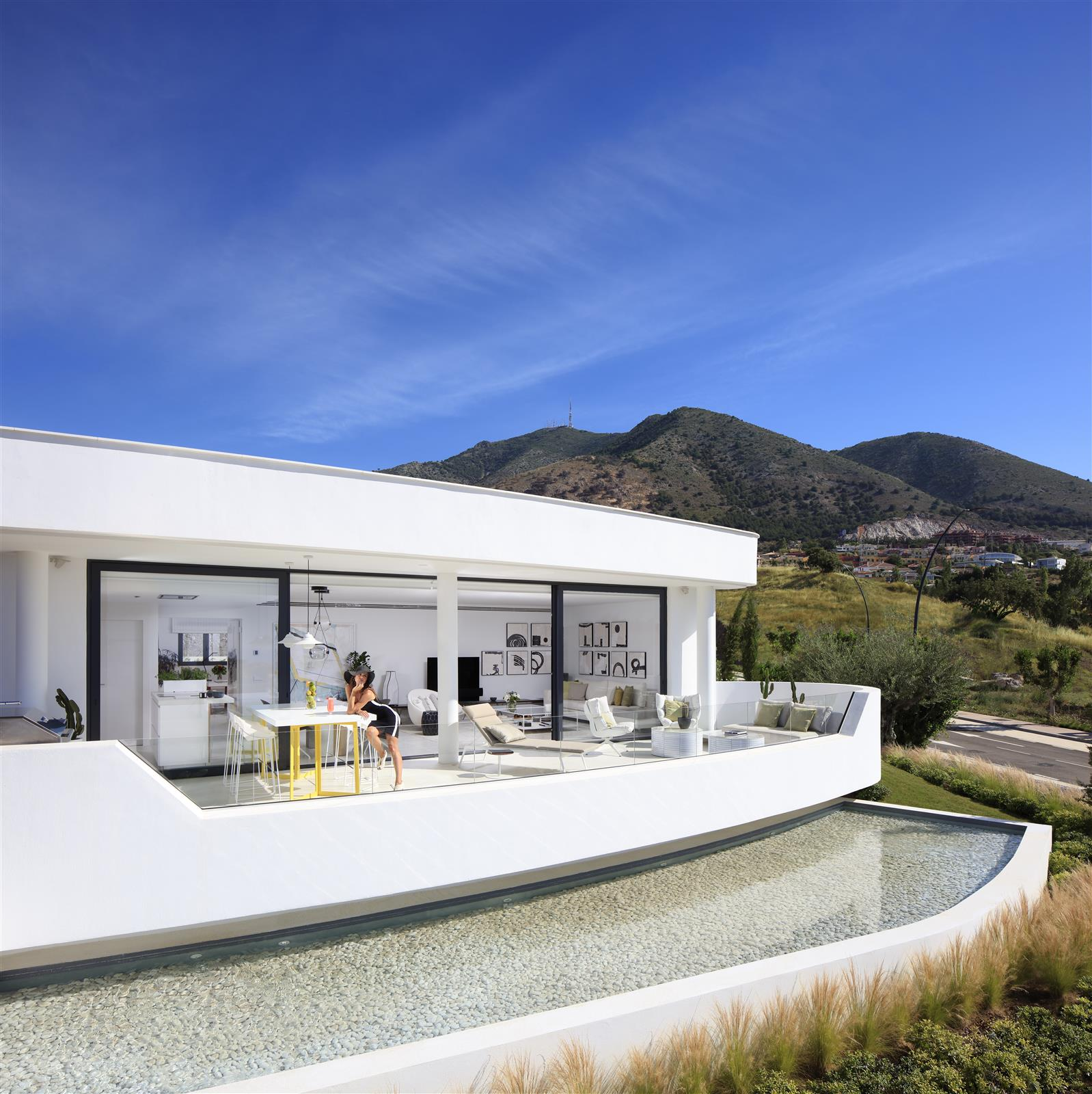 Contemporary and Eco-friendly development in Fuengirola in