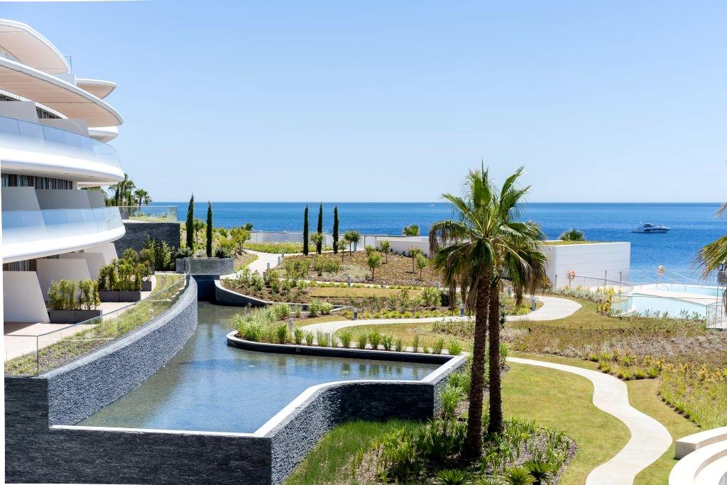 Superb apartments in Estepona