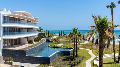 Superb apartments in Estepona in