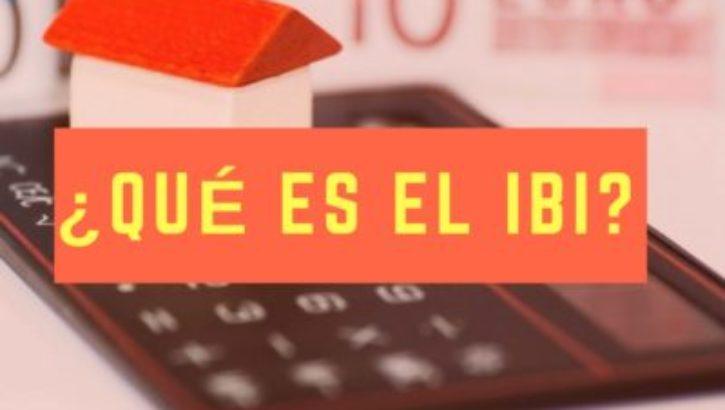 ¿Qué es el IBI?
