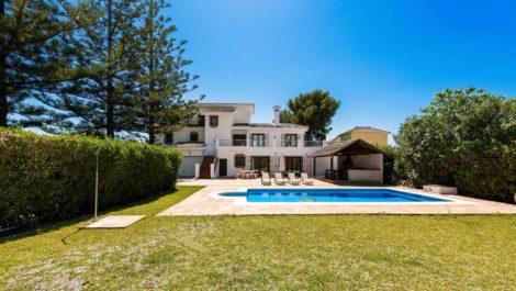 Villa de 4 dormitorios en venta en El Rosario – R3772249