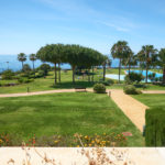 Frontline beach apartment in Marbella