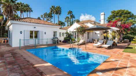 4 bedroom Villa for sale in Sotogrande Alto – R3828658 in